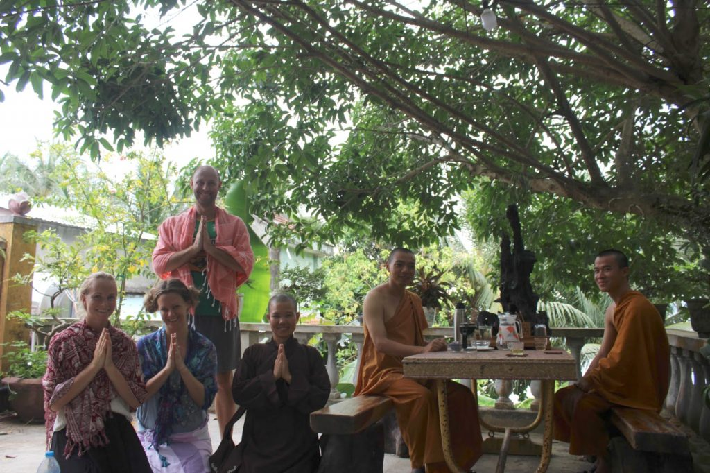 200 hour ttc vietnam, Yoga retreat Vietnam hoi an, learn hatha yoga online